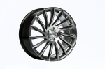 TN16 8 0JX18 ET35 4X100 DARK HYPERBLACK POLISHED